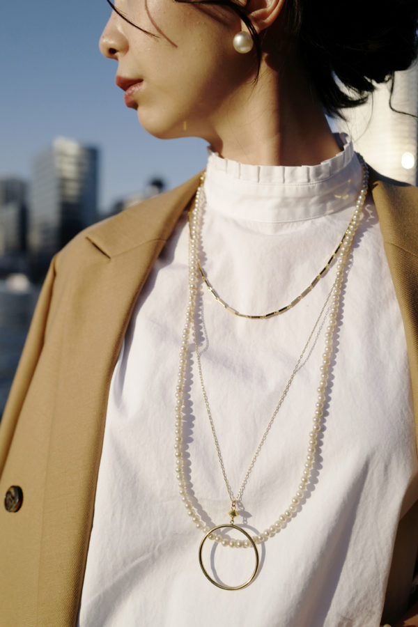 Issue by Takumi Sato – Vol.4  Pearl style