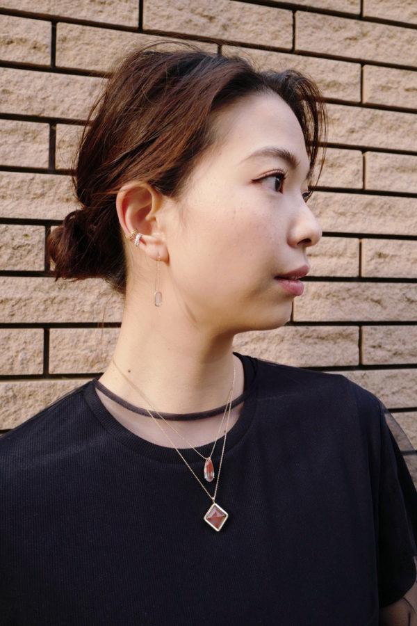 Issue by Takumi Sato – Vol.6  Antique Saphiret